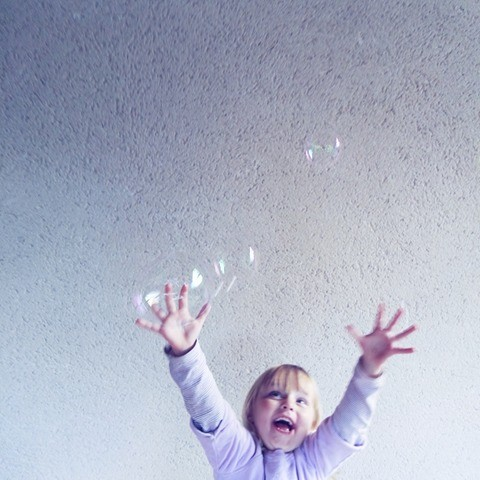 bubbles-kid