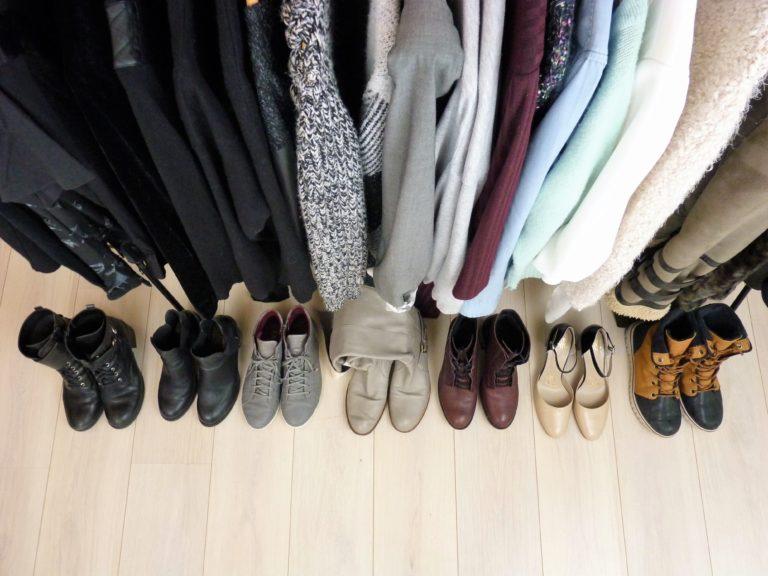 Garde-robe capsule hiver 2016/2017 : la règle des 7