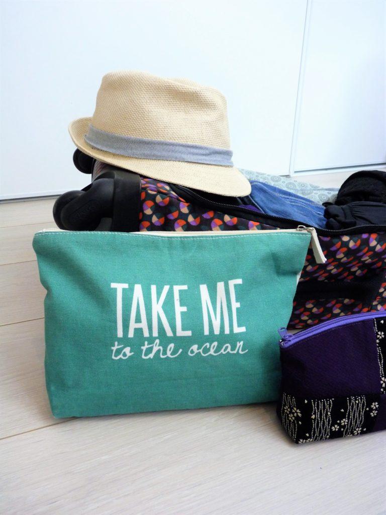 Ma valise minimaliste pour voyager léger