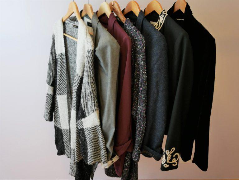 Ma garde-robe capsule automne-hiver 2017